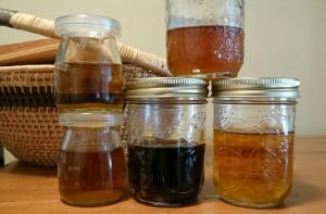 Mullein, Feverfew & Gumweek Tinctures