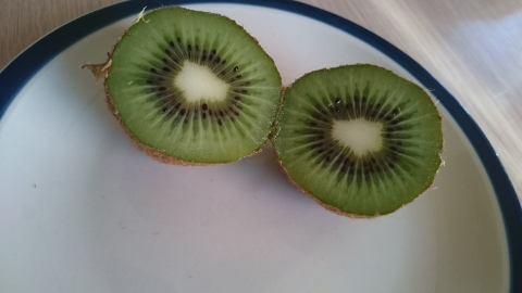Kiwi Cut in Halk