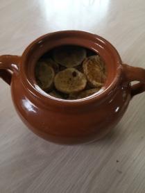 Fermented Dandelion Wine